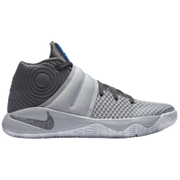Nike Kyrie 2 - Boys' Grade School -  Kyrie Irving - Grey / Blue