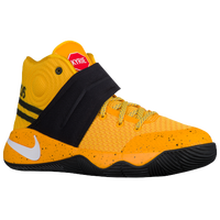Nike Kyrie 2 - Boys' Grade School -  Kyrie Irving - Gold / Black