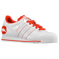 adidas Originals Samoa - Women's - White / Red