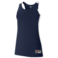 Nike Team League Reversible Tank - Women's - Navy / White