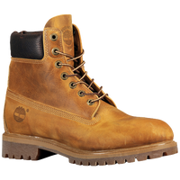 "Timberland 6"" Premium Waterproof Boots - Men's - Tan / Brown"
