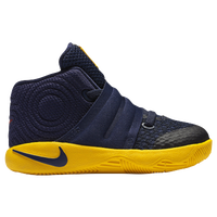 Nike Kyrie 2 - Boys' Toddler -  Kyrie Irving - Navy / Gold