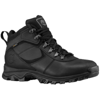 Timberland Mt. Maddsen Waterproof Mid - Men's - Black / Black