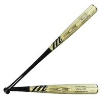 Marucci POSEY28 Ash Pro Model Baseball Bat - Youth - Tan / Black