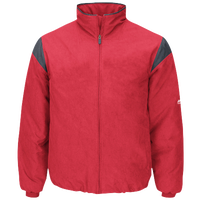 Majestic Premier Jacket - Men's - Red / Grey