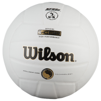 Wilson Team I-COR Game Volleyball - White / Black
