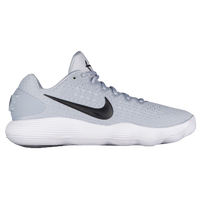Nike React Hyperdunk 2017 Low - Men's - Grey / Black
