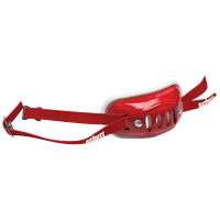 Schutt SC-4 Hard Cup Chin Strap - Youth - Red / Red