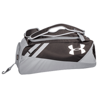 Under Armour Converge Mid Duffel Bat Pack - Black / Grey