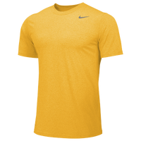 Nike Team Legend Short Sleeve Poly Top - Men's - Yellow / Yellow
