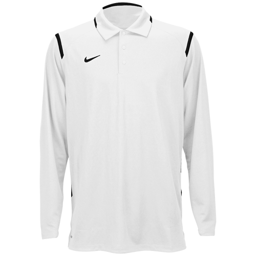 59f0251433f9 Nike Team Gameday Polo L S - Men s - For All Sports - Clothing ...