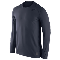 Nike Team Pro Cool Fitted Top - Men's - Navy / Navy