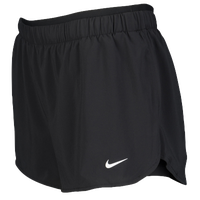 Nike Team Full Flex Shorts - Women's - All Black / Black