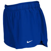 Nike Team Full Flex Shorts - Women's - Blue / Blue