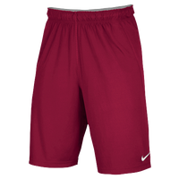 Nike Team Fly Shorts - Boys' Grade School - Red / Red