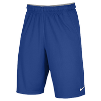 Nike Team Fly Shorts - Men's - Blue / Blue