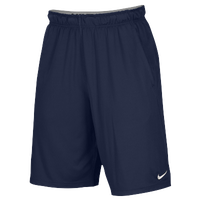 Nike Team 2 Pocket Fly Shorts - Men's - Navy / Navy