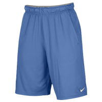 Nike Team 2 Pocket Fly Shorts - Men's - Light Blue / Light Blue