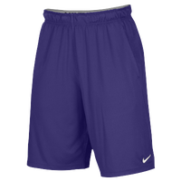 Nike Team 2 Pocket Fly Shorts - Men's - Purple / Purple
