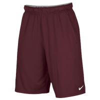 Nike Team 2 Pocket Fly Shorts - Men's - Cardinal / Cardinal