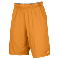 Nike Team 2 Pocket Fly Shorts - Men's - Grey / Grey
