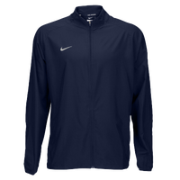 Nike Team Woven Running Jacket - Men's - Navy / Navy