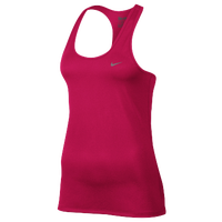 Nike Team Balance Training Tank - Women's - Pink / Pink