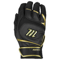 Marucci Pittards Signature Batting Gloves - Men's - Black / Gold