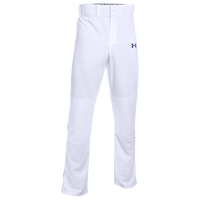 Under Armour Clean Up Piped Pants - Men's - White / Blue