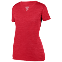 Augusta Sportswear Team Heather Training T-Shirt - Women's - Red / Red