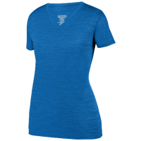 Augusta Sportswear Team Heather Training T-Shirt - Women's - Blue / Blue