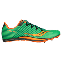 Saucony Vendetta - Boys' Grade School - Green / Orange
