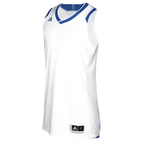 adidas Team Crazy Explosive Jersey - Men's - White / Blue