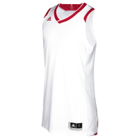 adidas Team Crazy Explosive Jersey - Men's - White / Red