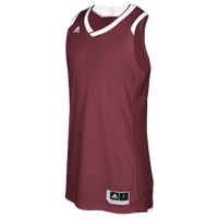 adidas Team Crazy Explosive Jersey - Men's - Maroon / White