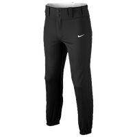 Nike Core DF Baseball Pants - Boys' Grade School - All Black / Black