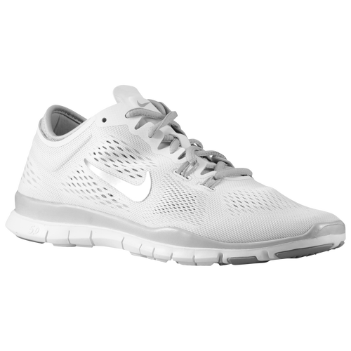 white nike free run women