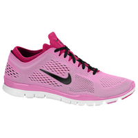 Nike Free 5.0 TR Fit 4 - Women's - Pink / White