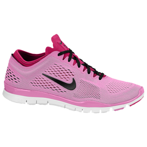 Nike Free 5.0 TR Fit 4 - Women's - Red Violet/Bright Magenta/White/Black