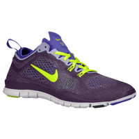 Nike Free 5.0 TR Fit 4 - Women's - Purple / Light Green