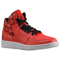 Jordan 1 Flight 3 - Boys' Grade School - Red / Black