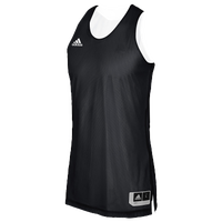 adidas Team Crazy Explosive Reversible Jersey - Men's - Black / White