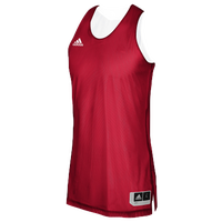 adidas Team Crazy Explosive Reversible Jersey - Men's - Red / White