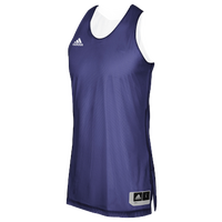 adidas Team Crazy Explosive Reversible Jersey - Men's - Purple / White