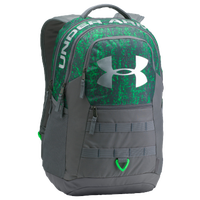 Under Armour Big Logo Backpack 5.0 - Green / Grey
