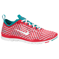 Nike Free 5.0 TR Fit 4 - Women's - Red / Aqua
