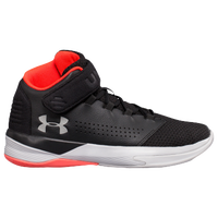 Under Armour Get B Zee - Boys' Preschool - Black / Red