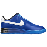 Nike Lunar Force 1 NS - Men's - Blue / White