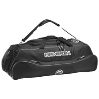 Maverik Lacrosse Kastle Lacrosse Bag - Black / White