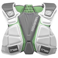 Maverik Lacrosse Max Speed Pad - Men's - White / Grey
